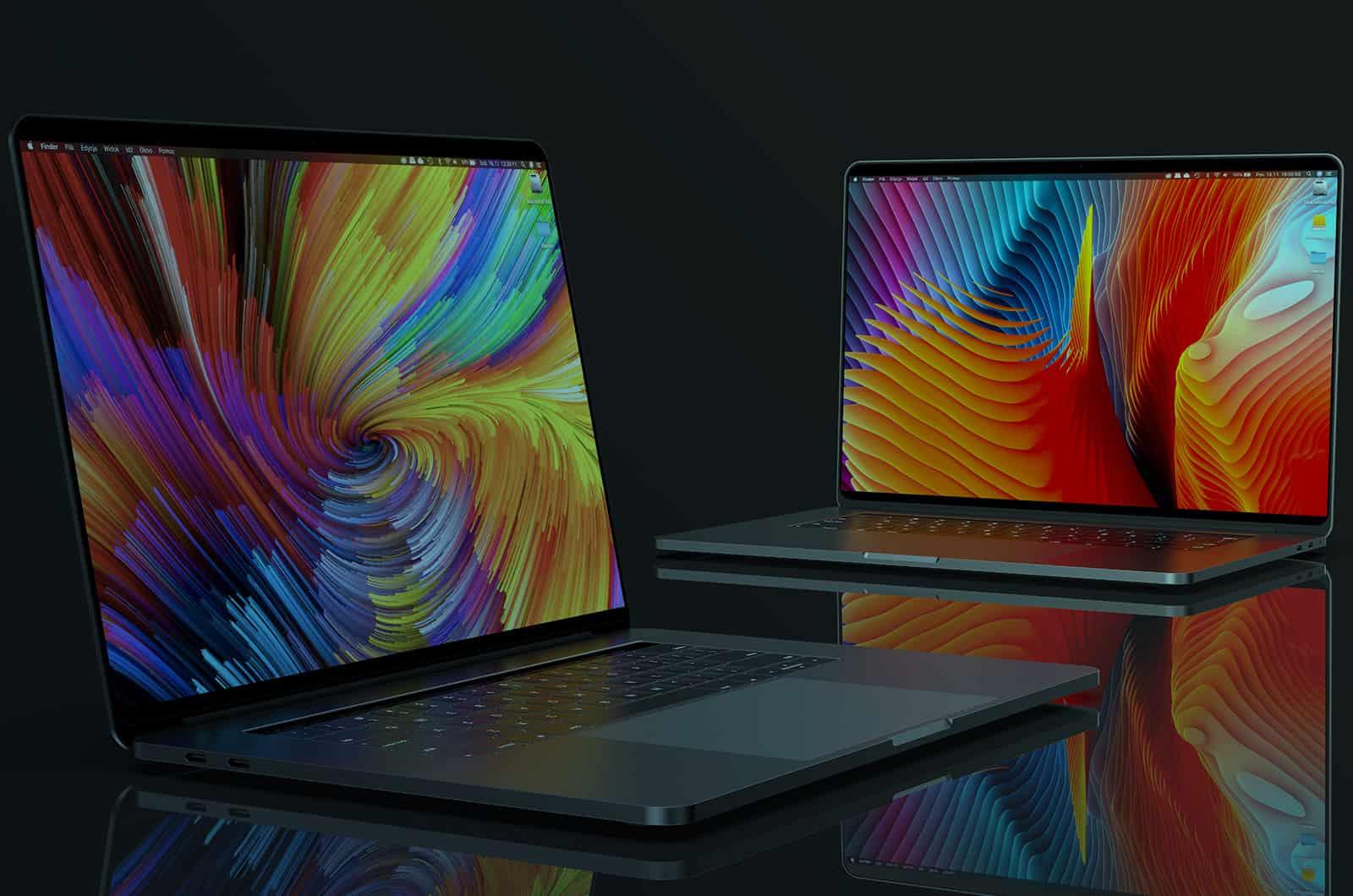 Due MacBook Pro
