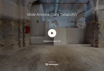 Mole Ancona (Sala Tabacchi) - tour virtuale