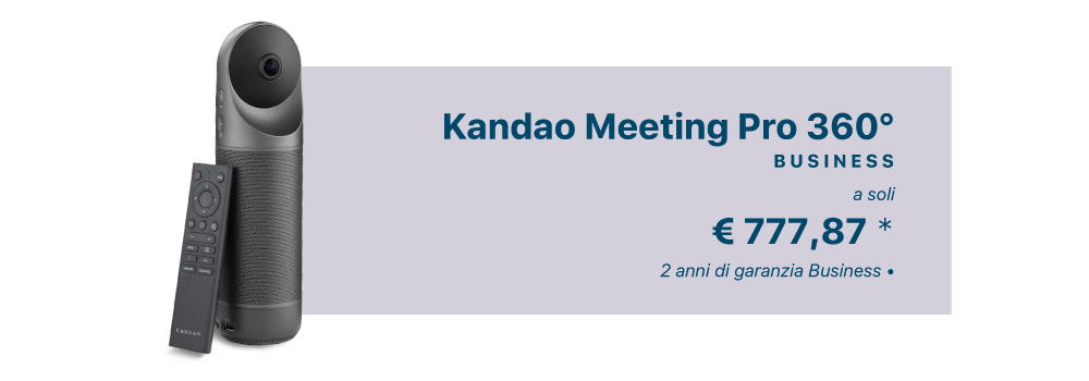 Kandao Meeting Pro 360°